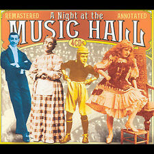 NEW A Night At the Music Hall (Audio CD)