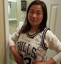 Michael Jordan Chicago Bulls Windy City Nike Authentic Jersey Size Large RARE