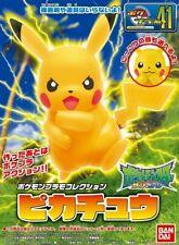 Pokemon Plamo Plastique Easy Model Kit Collection Rapide 04 Eevee Bandai