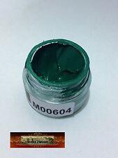 M00604 MOREZMORE Genesis Heat-Set Paint VIRIDIAN GREEN 03 Trial Size Doll A60
