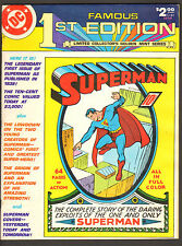 Dc Comics Treasury Famous 1st Ed - Superman - Wh
