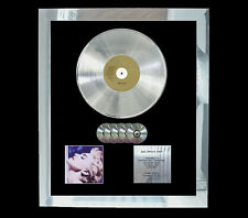 MADONNA TRUE BLUE MULTI (GOLD) CD PLATINUM DISC FREE SHIPPING TO U.K.