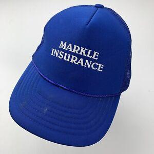 Markle Assicurazione Sfera Cappello Regolabile Baseball Adulti
