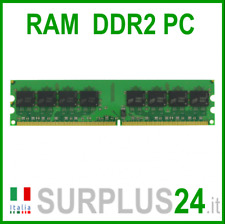 Memoria RAM 2GB DDR2 (1x 2GB) DDR2 800 240 pin DDR2 PC2-6400U 800Mhz No-Ecc