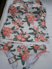 Debenhams Halterneck Floral Plus Size Swimwear for Women