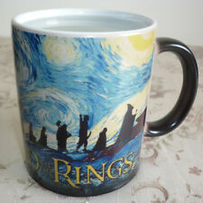 Lord Of The Rings Magic Mug Van Gogh Starry Night Pattern Color Changing Mug