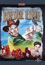 Border River,New DVD, Yvonne De Carlo, Joel McCrea, George Sherman