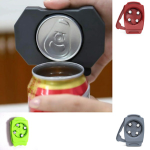 NEW Fizzy Soft Drink Universal Can Opener Easy Use Soda Pop Lid Detacher Topless