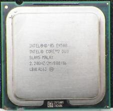 Intel Core 2 Duo Processor  E4500 / 2M Cache / 2.20 GHz / 800 MHz FSB SLA95