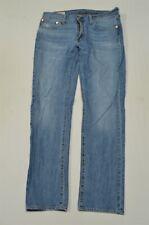 Levi's 32 x 32 511 Skinny Leather Wobbegong Warp Light Wash Flex Denim Jeans