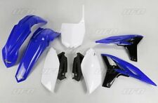 Kit plastique UFO motocross Yamaha YZF 250 4 temps 2011 - 2012 origine