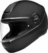 SCHUBERTH R2 Opaco Nero Motocicletta CASCO - XS