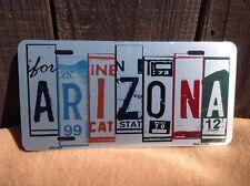 Arizona License Plate Art Wholesale Novelty Bar Wall Decor