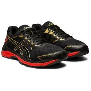 ASICS GT-2000 7 Women's Running Shoes Black Gym Training NWT 111910118-001