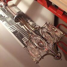 STILKRONEN Suspension chandelier lampadario design 70 TORLASCO stilnovo sciolari