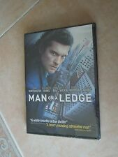 Man on a Ledge (DVD, 2012)  BRAND NEW