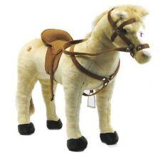 Happy People 58410 Pferd beige 3-fach Sound Reittier Spielpferd