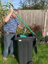 Wheelie Bin Compactor, Trash bin press, heavy duty,  waste compactor