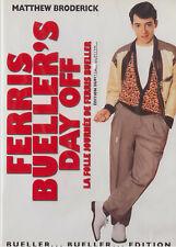 FERRIS BUELLER'S DAY OFF - BUELLER BUELLER EDITION ******DVD****