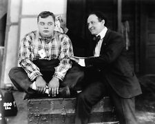 FATTY ARBUCKLE with HARRY HOUDINI 8x10 PICTURE MOVIE SET PHOTO ROSCOE