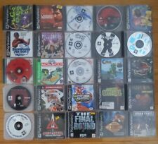 PlayStation 1 PS1 Game Lot! 25 Games!