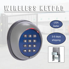 Wireless Security Keypad Remote Operator Panel Control for Sliding Gate Opener