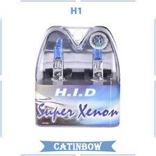 2 x 55W H1 Halogen Headlight 4200K Super White DC 12V Light Bulbs Xenon Lights