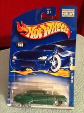 Hot Wheels - 2001 Series - So Fine - Green - Collector #168