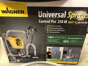 wagner Control Pro 250M Airless Sprayer
