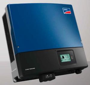 TOP! SMA Sunny Tripower STP 25000TL-30 Wechselrichter m.Display Sofort lieferbar