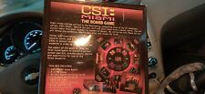 CSI Miami The Board Game ( New ) in Factory Sealed Package