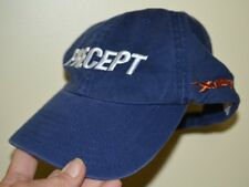 Precept XP3 Baseball Cap Embroidered Adjustable Youth Hat One size Fits All