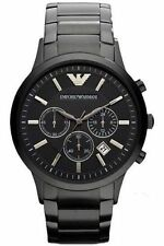Emporio Armani Men's Watch Ar2453 - Retail 100 Original Quick