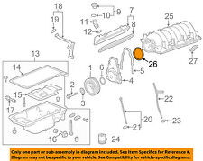 GM OEM Throttle Body-Gasket 12576549