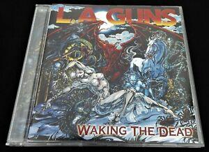 LA Guns: Waking The Dead Spitfire SpitCD192 Rock 2002