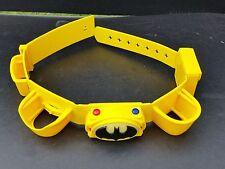 Batman utility belt DC Comics Thinkway Toys working light & sound belt only
