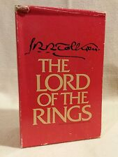 Lord of the Rings 3 Book Set Tolkein
