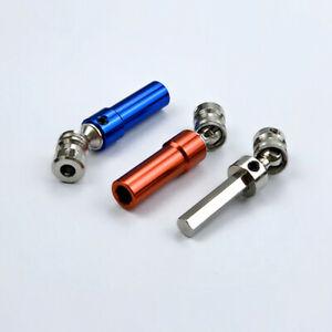 Multicolor Metal Rear Drive Shaft CVD For WLtoys 12428 12423 1/12 RC Models Car