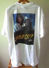 Vintage 1994 Sioux City Movie Lou Diamond Phillips Cabin Fever Films T Shirt XL