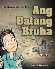 Si David at Jacko : Ang Batang Bruha by David Downie (2014, Paperback)