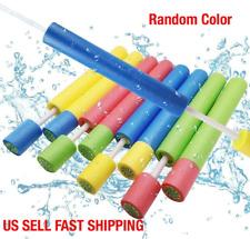 2 pack Large Pool Water Blaster Pistol Soaker Foam Hydro Pump Blaster Water Gun