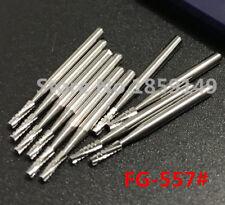 50pcs Dental Tungsten carbide burs FG - 557