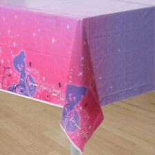 """Disney Tangled Birthday Party Plastic Tablecover 54""""x96"""""""