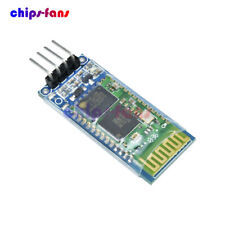 HC-06 RS232 Wireless Serial 4 Pin Bluetooth RF Transceiver Module With backplane