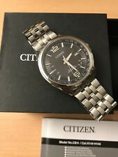 Citizen Elegance cb0010-88e radio reloj Sapphire radio controlled Men's Watch