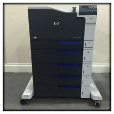HP Color LaserJet CP5520dn Enterprise Printer CE708A (Page Count: 348,430)