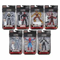 Hasbro Marvel Legends Spider-Man Wave 9 With Kingpin BAF 6 Inch Figure