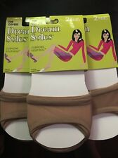 3 Sets Of 2 Dream Soles Cushions Toe Covers (6pair) Comfy Padded