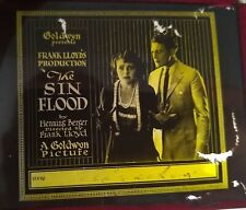 The Sin Flood 1922 Vintage Glass Slide Richard Dix