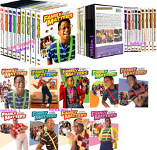 Family Matters: The Complete Series Season 1-9 (DVD,27-Disc) US Seller Free Ship